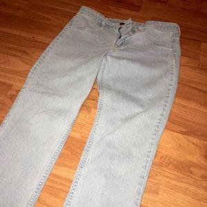 {H&M} Skinny Ankle Denim Jeans
